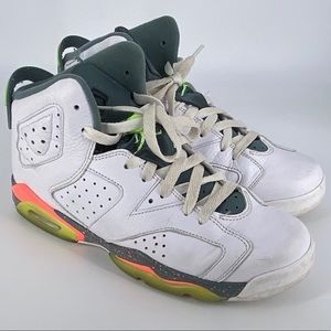 Nike air jordan retro 6 sneakers size 7 shoes BG